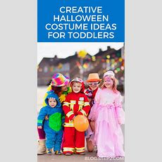 4 Creative Halloween Costume Ideas For Toddlers  Step2 Blog