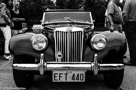 12 Vintage Black And White Photography Cars Images