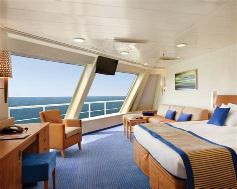 unique cabins found on carnival cruise ships