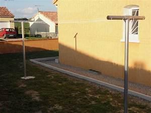 l39etendoir a linge le blog de ludo et valerie With maison en siporex prix 18 dalle beton brico depot dalle terrasse bois brico depot