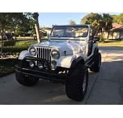 1985 Jeep CJ7 For Sale
