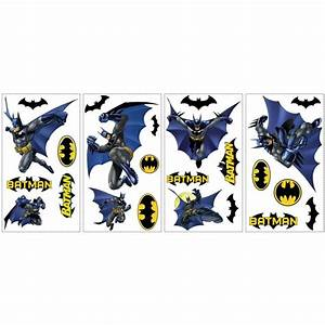 Room Mates Licensed Designs Batman Peel And Stick Wall