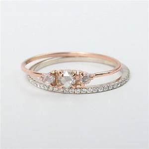 What do you think of simple dainty tiny engagement rings for Tiny wedding ring