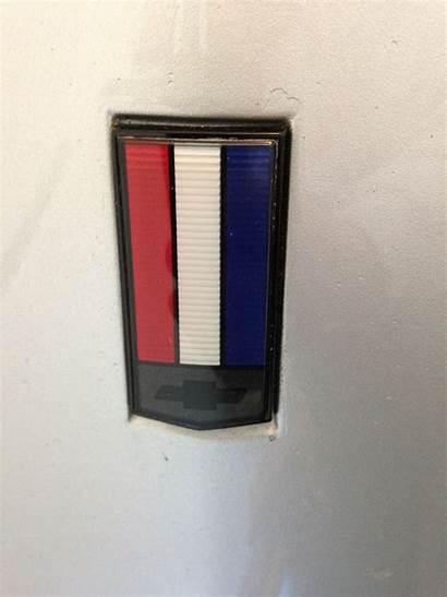 Iroc 1985 Emblem Decal Colors Font Jamesc