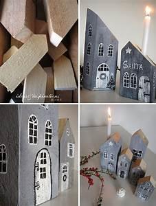Kleine Deko Holzhäuser : die besten 17 ideen zu milchkartons auf pinterest milchkartonhandwerk papptellerbasteln und ~ Sanjose-hotels-ca.com Haus und Dekorationen