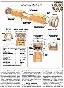 Wooden Kaleidoscope Plans • WoodArchivist