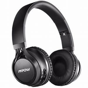 Mpow Thor Bluetooth 4.1 Headphones Foldable Wireless ...