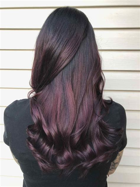 burgundy hair color ideas best hairstyles for maroon hair september 2019
