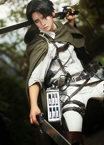 anime, cosplay, and levi image | Cosplay | Pinterest ...