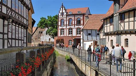 epochen architektur welterbestadt quedlinburg ndr de ratgeber reise harz suedniedersachsen