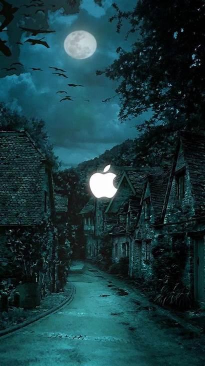 Iphone Halloween Wallpapers Apple Kaynak