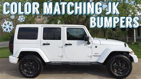 plasti dip jeep fenders jeep jk bumper dupli color custom wrap vs plasti dip