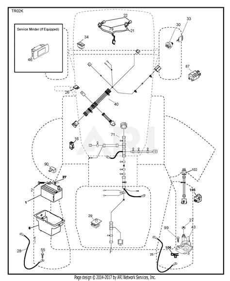 Poulan Mower Wiring Diagram by Poulan Pp20va46 96046007900 2015 09 Parts Diagram For