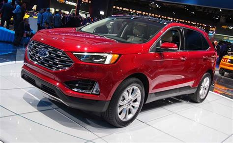 2019 Ford Edge St Added To Refreshed Lineup » Autoguide