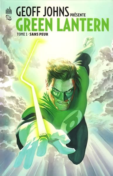 green lantern geoff johns geoff johns pr 233 sente green lantern s 233 rie vf comics vf