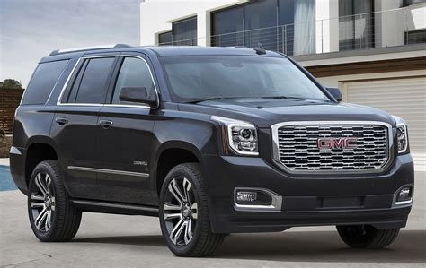 2017 / 2018 Gmc Yukon For Sale In Your Area