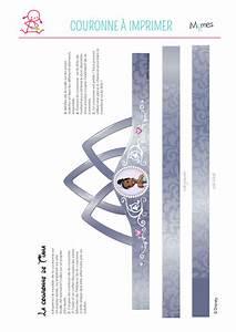 Couronne En Papier à Imprimer : couronne la princesse et la grenouille imprimer ~ Melissatoandfro.com Idées de Décoration