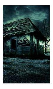 Dark Old House HD desktop wallpaper : Widescreen : High ...