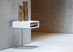 Table De Chevet Wengé : table d 39 appoint au design moderne et chic chez ksl living ~ Nature-et-papiers.com Idées de Décoration