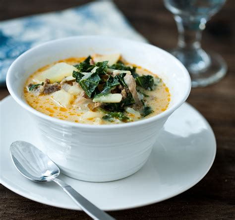 olive garden tuscan soup recipe zuppa toscana eclectic recipes