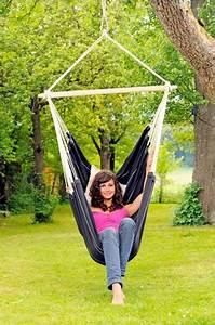 Fauteuil Suspendu Enfant : fauteuil suspendu style hamac pour la jardin ~ Melissatoandfro.com Idées de Décoration