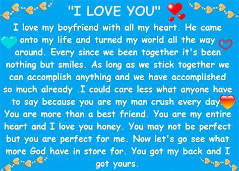 romantic love paragraphs letters   boyfriend