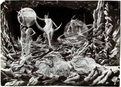 georges melies horror the night of the horror movies le voyage dans la lune