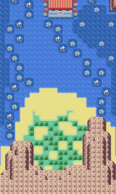 treasure beach bulbapedia  community driven pokemon