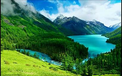Lake Mountain Wallpapers Desktop Background Backgrounds Nature