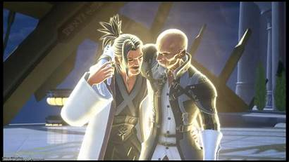 Master Eraqus Hearts Kingdom Xehanort Story Character