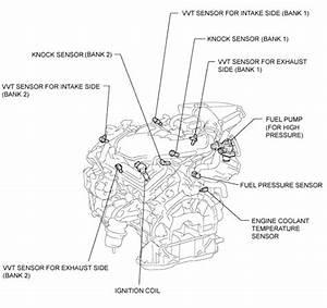Fuel Pressor Sensor Gs350 07 - Clublexus