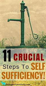 Frugal And Self Sufficient Living  Steps To Self