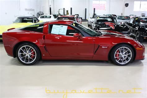 Limited Edition Corvette by 2008 Corvette Wil Cooksey 427 Limited Edition Z06 For Sale