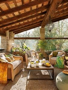 rustic home interior rustic cottage in spain home bunch interior design ideas