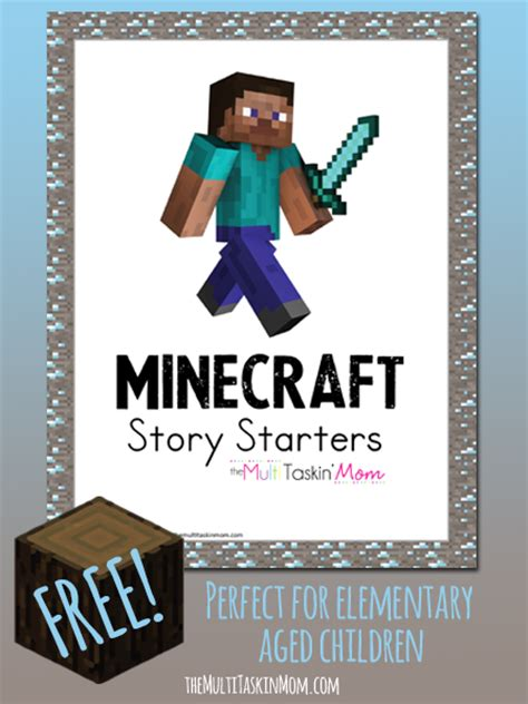 minecraft story starters blessed   doubt