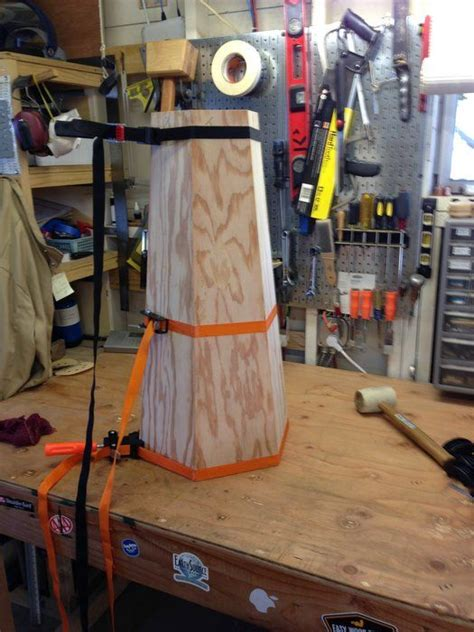 Woodcraft plans free woodworking plans for lighthouse wood working supply. Image result for wooden lighthouse plans free | Lighthouse woodworking plans, Garden lighthouse ...