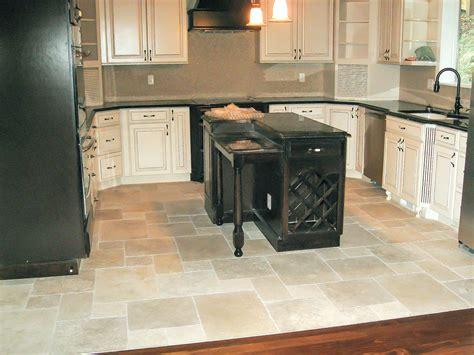 Best Of Ceramic Tile Kitchen Floor (36 Photos