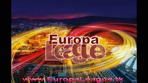 Europa League Draw UEFA Europa League Draw - YouTube