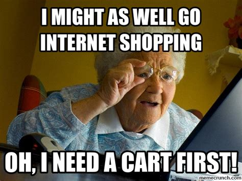 Online Shopping Meme - bull or bear you decide