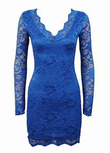 Blue Lace Dress | Dressed Up Girl