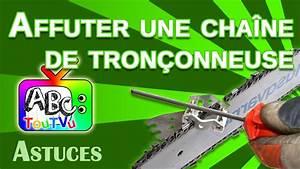 Affuteuse Chaine Tronconneuse Brico Depot : affuter une cha ne de tron onneuse youtube ~ Dailycaller-alerts.com Idées de Décoration