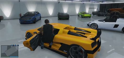 gta 5 buying a garage and vehicles say hello to the grand theft auto v official Beautiful