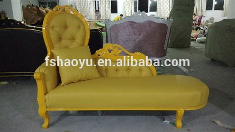 chaise weng pink velvet daybed wedding decor sofa chaise wedding chair