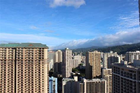 Tapa tower  Picture of Hilton Hawaiian Village Waikiki