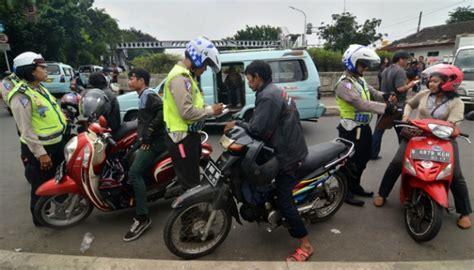 aturan baru ma pelanggar lalu lintas tak perlu sidang