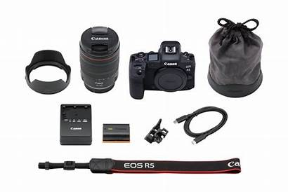 Canon R5 Accessories Mirrorless Eos Camera