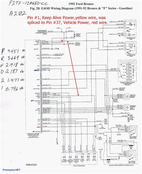Ford Wiring Diagram Free