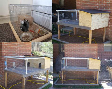 Creative Rabbit Hutches - 50 diy rabbit hutch plans to get you started keeping rabbits
