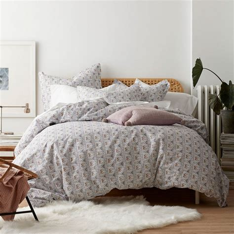 Where To Buy Duvet Covers by Cstudio Home Zahra Organic Percale Duvet Cover Set The