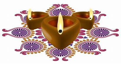 Candle Clipart Deepavali Diwali Transparent Happy Candles